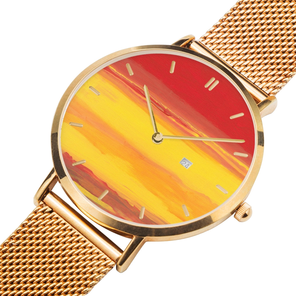 SUNRISE SET CUSTOM WATCH