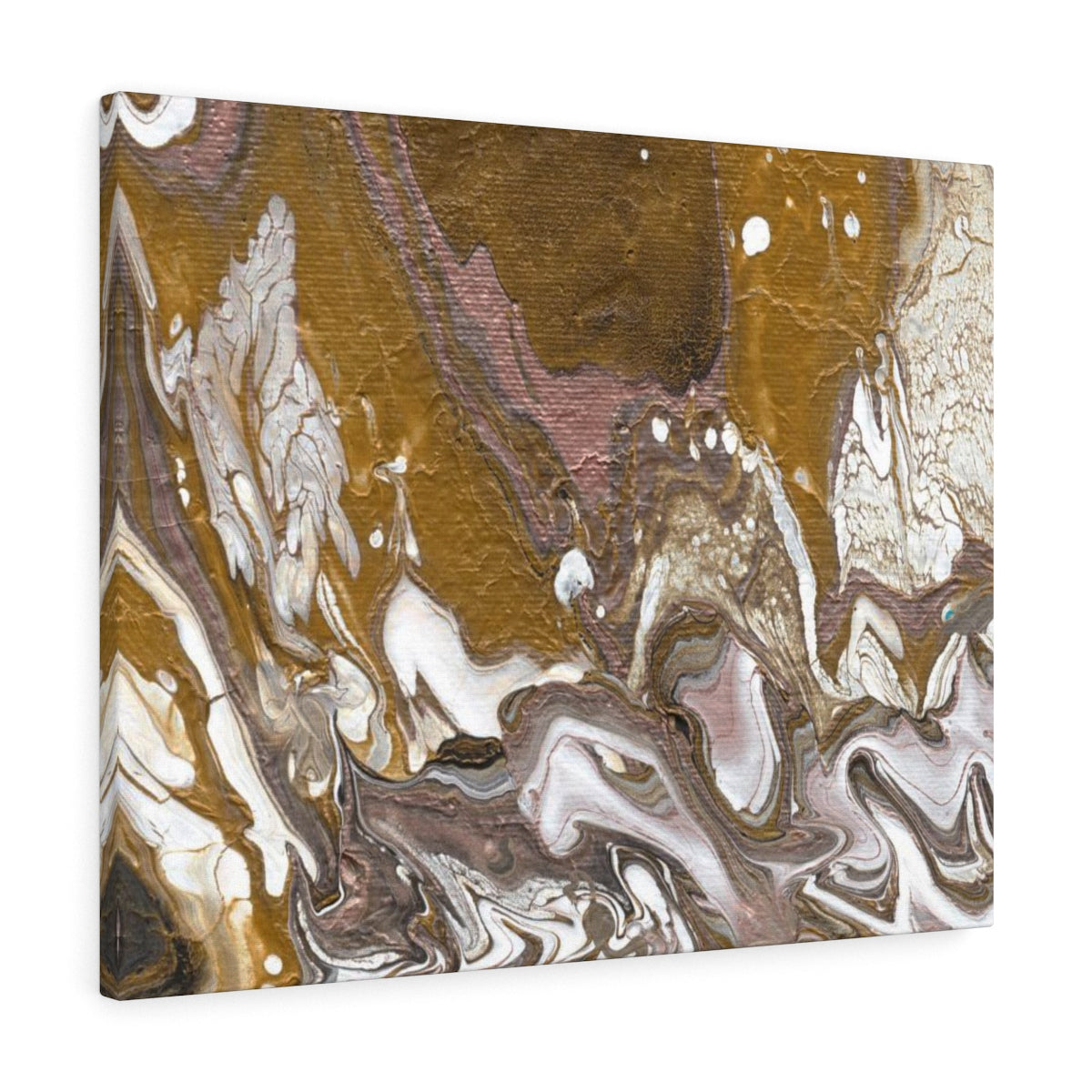 "GOLD RUSH  Canvas Gallery Wraps  11"" x 14"""
