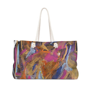 "PHOENIX FROM ASHES Weekender Bag  24"" x 13"""
