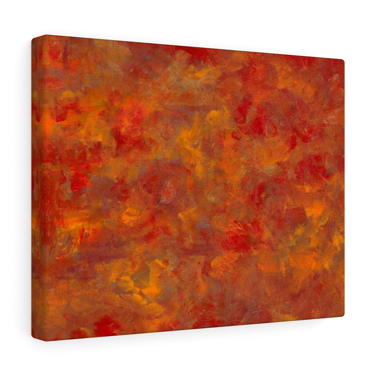 "LAVA FLOW Canvas Gallery Wraps  30"" X 24"""