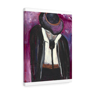 "THE ENTERTAINER  Canvas Gallery Wraps  24"" x 18"""