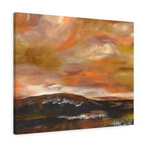 "GOLDEN VALLEY  Canvas Gallery Wraps  24"" x 18"""