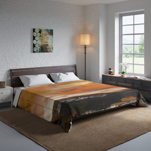 "GOLDEN VALLEY Comforter  68"" x 92"""