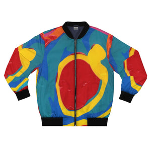 COLOR  MERGE UNISEX Bomber Jacket  SIZES  XS - 3 XL