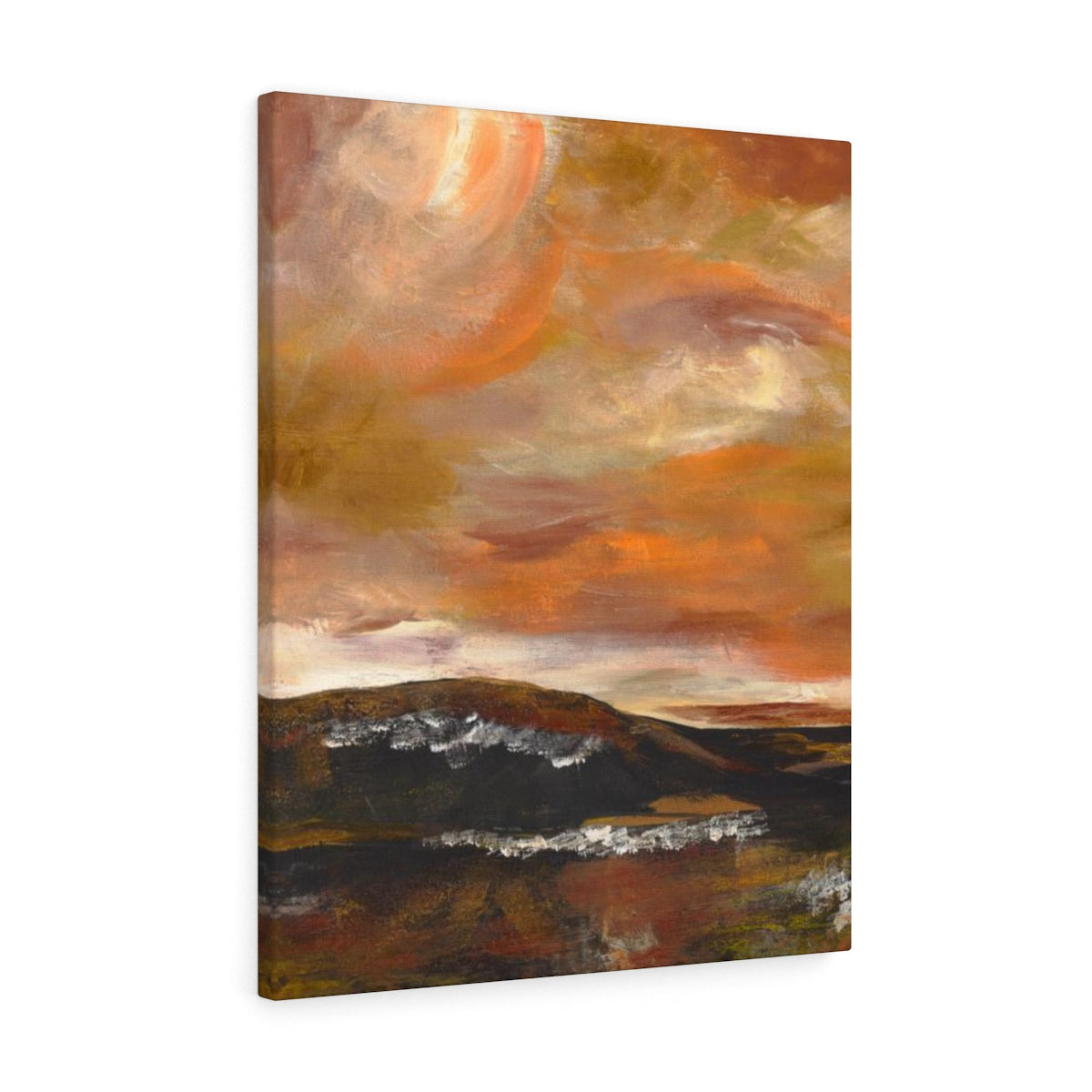 "GOLDEN VALLEY  Canvas Gallery Wraps  18"" x 24"""