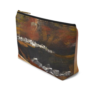 GOLDEN VALLEY  Unisex Accessory Pouch w T-bottom  LARGE