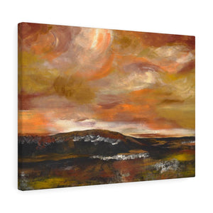 "GOLDEN VALLEY Canvas Gallery Wraps  16"" x  12"""