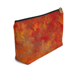 LAVA FLOW Accessory Pouch w T-bottom  SMALL