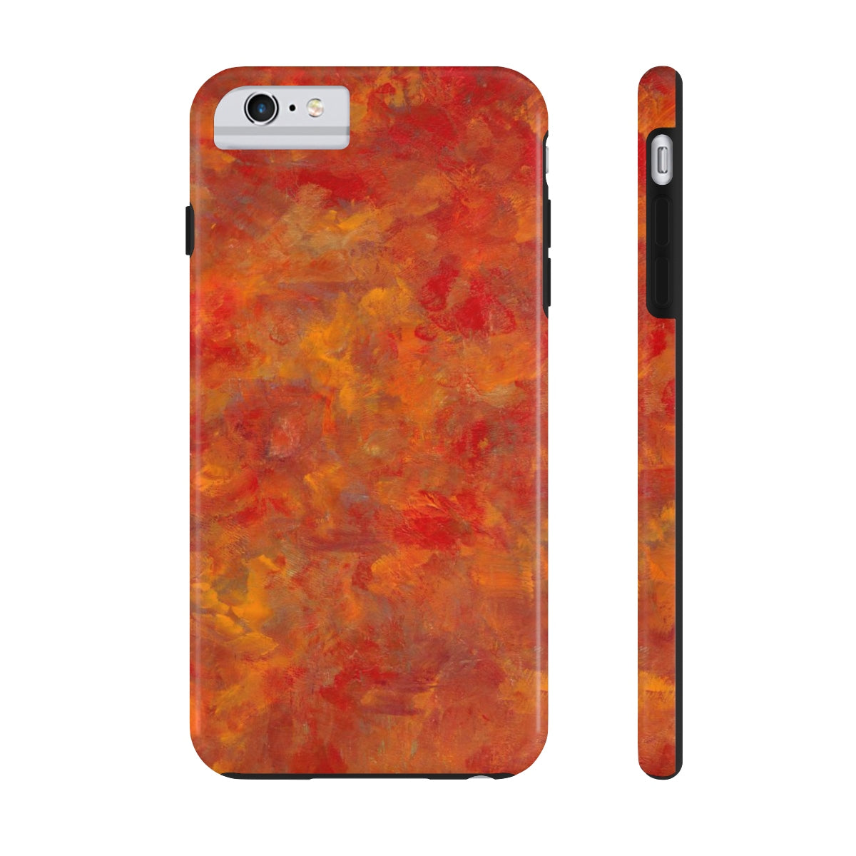 LAVA FLOW Case Mate Tough Phone Cases