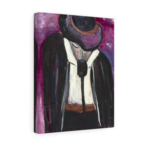 "THE ENTERTAINER  Canvas Gallery Wraps  11"" x 14"""