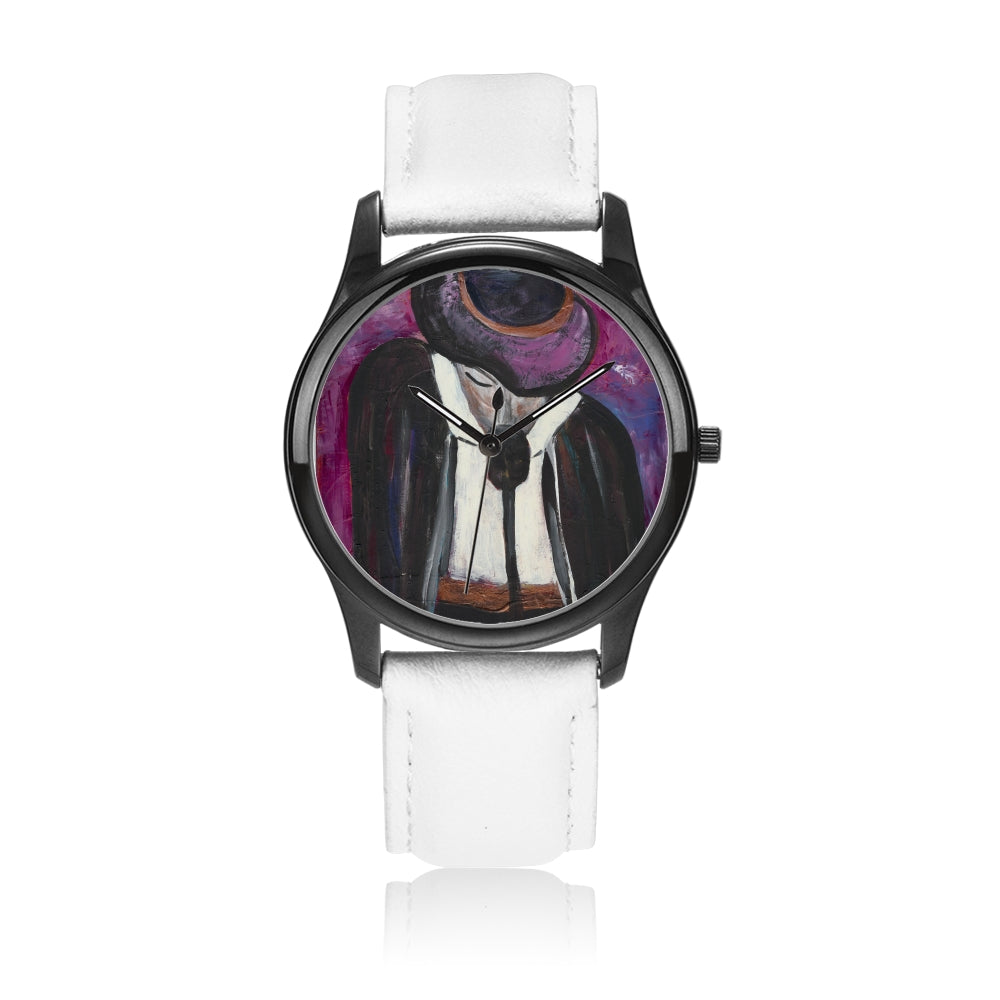 THE ENTERTAINER CUSTOM WATCH