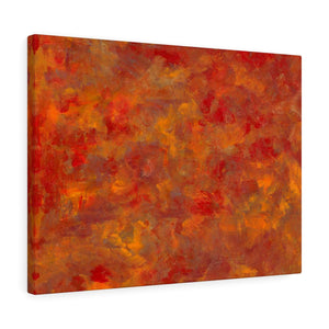 "LAVA FLOW Canvas Gallery Wraps  10"" x  8"""
