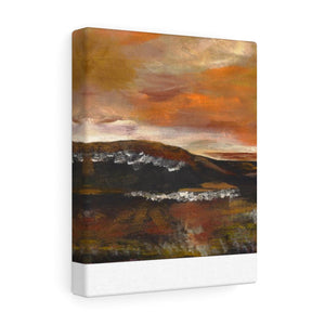 "GOLDEN VALLEY  Canvas Gallery Wraps  30"" x 24"""