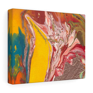 "UNDERWATER LIFE  Canvas Gallery Wraps  10"" x  8"""