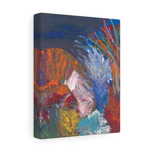 "SEA LIFE   Canvas Gallery Wraps  10"" x  8"""