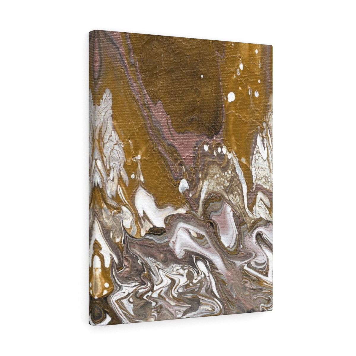 "GOLD RUSH  Canvas Gallery Wraps   12"" x 16"""