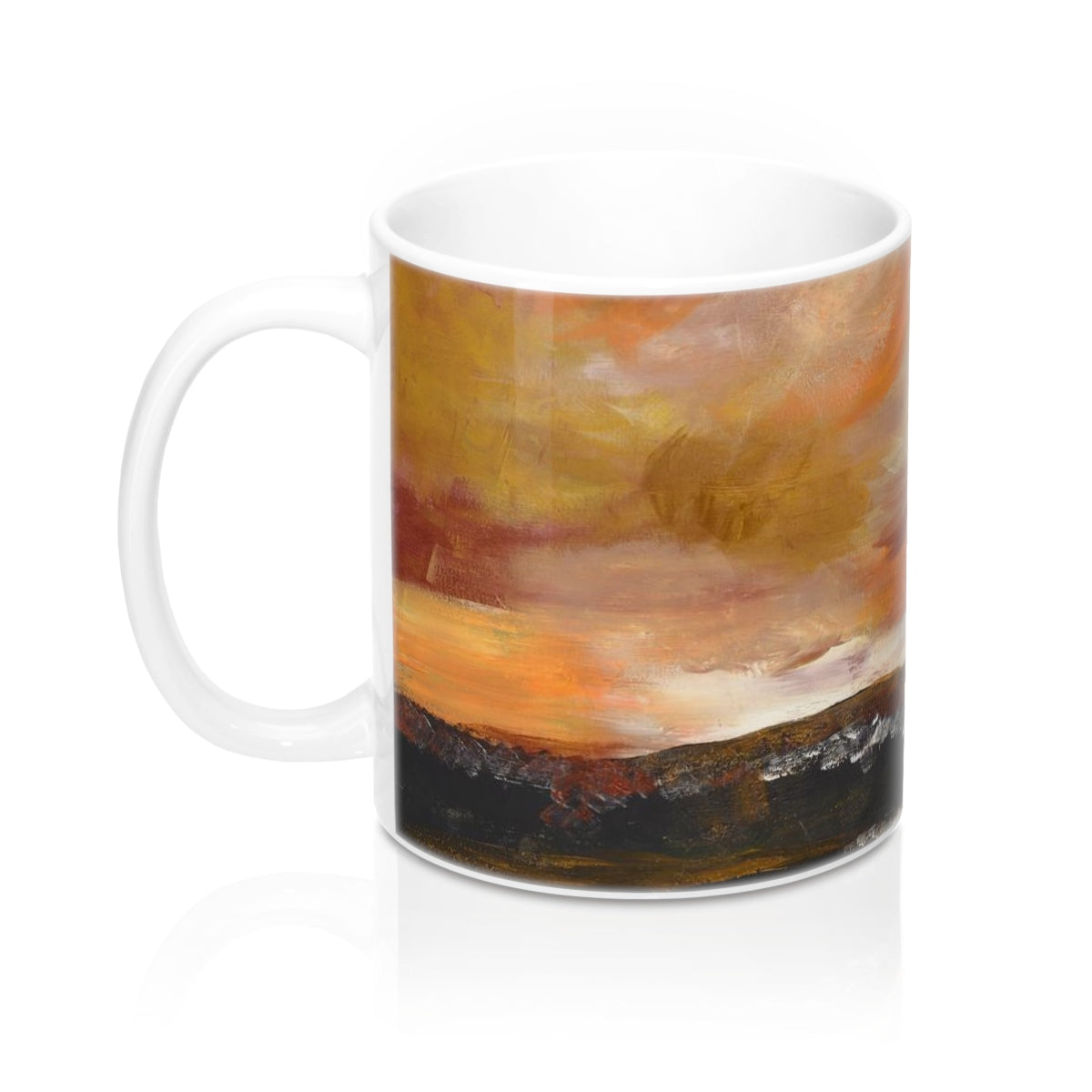 GOLDEN VALLEY C-Shape Handle Mug 11 oz.