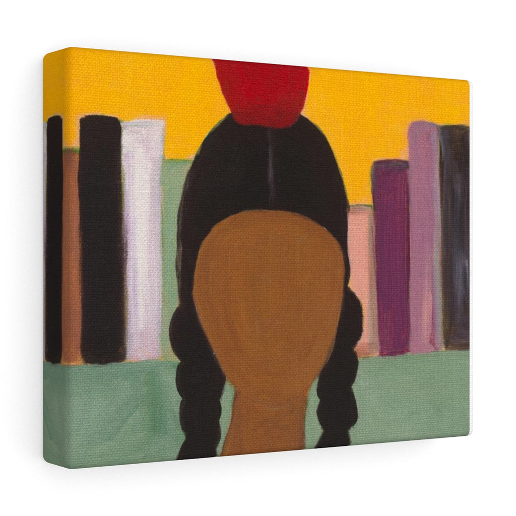 "MIS EDUCATION  Canvas Gallery Wraps  10"" x  8"""