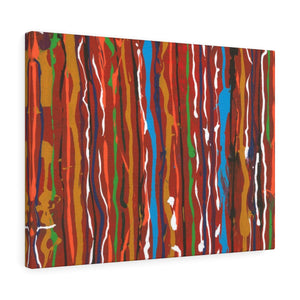 CARNIVAL  Canvas Gallery Wraps  8' x  10""