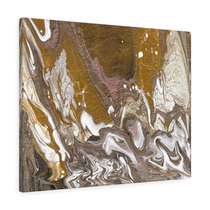 "GOLD RUSH  Canvas Gallery Wraps  16"" x 12"""