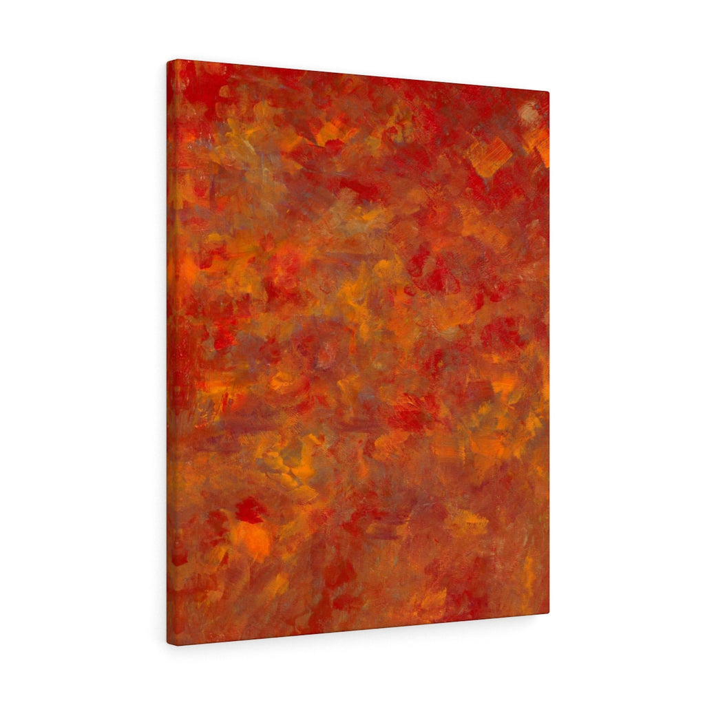 "LAVA FLOW Canvas Gallery Wraps  24"" x 30"""