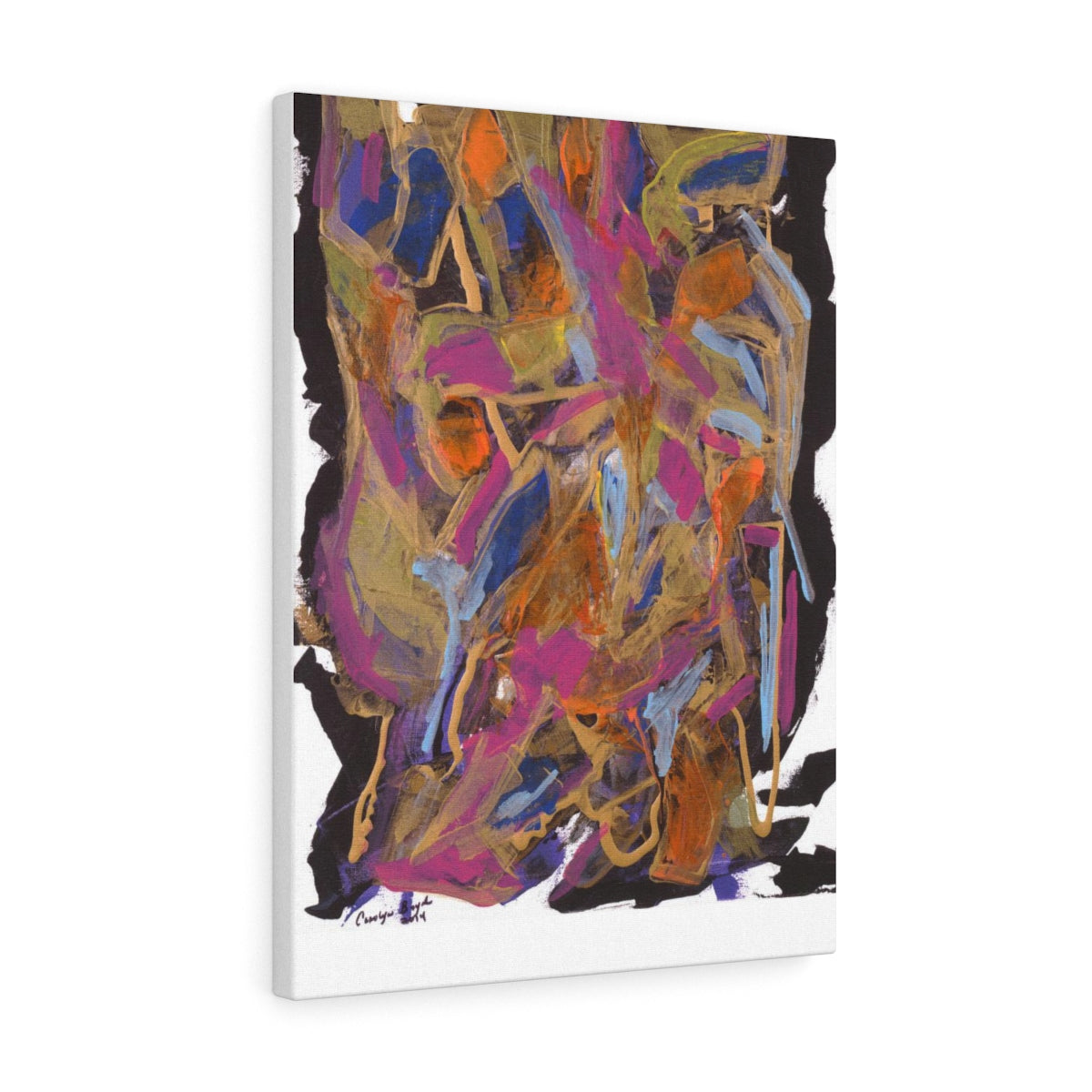 """PHOENIX  FROM ASHES  Canvas Gallery Wraps  18"""" x 24"""""""