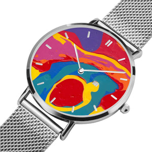 COLOR MERGE UNISEX CUSTOM WATCH