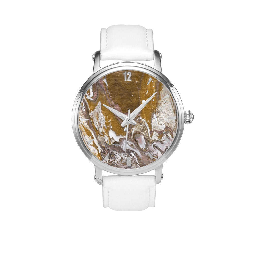 GOLD RUSH UNISEX CUSTOM WATCH (3)