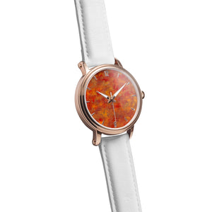 LAVA FLOW CUSTOM WATCH