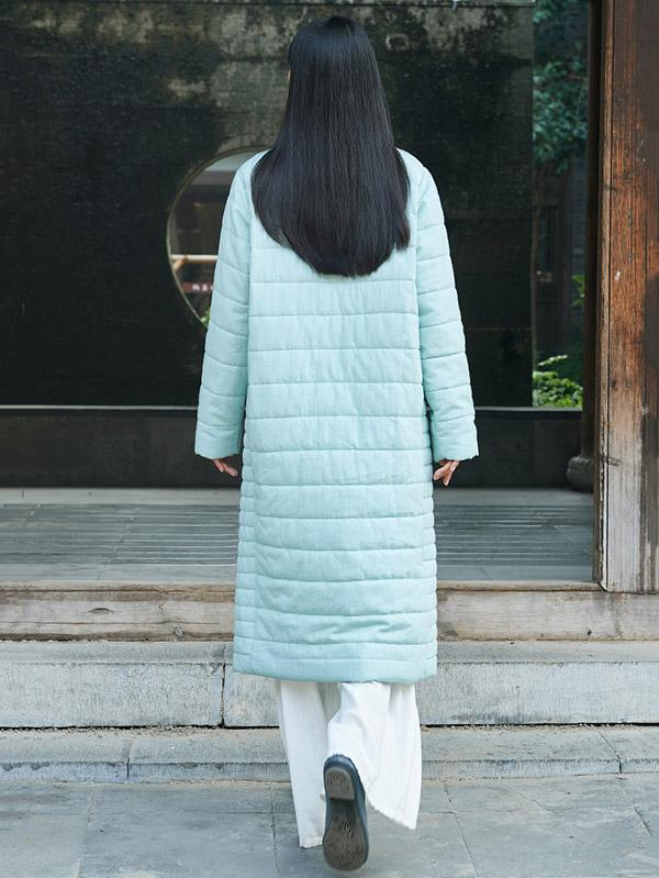 National StyleThicken Cotton wadded Jacket