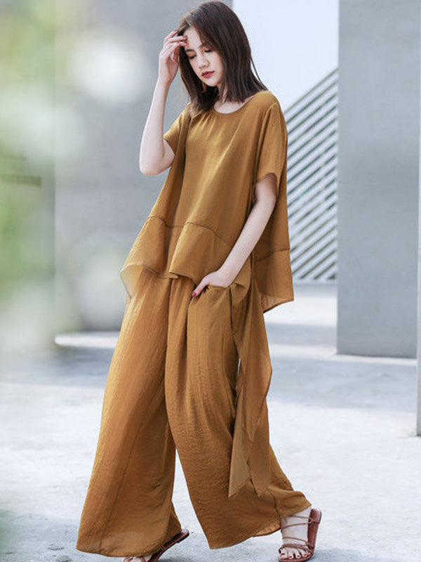 Super Loose Soft Comfortable Suits