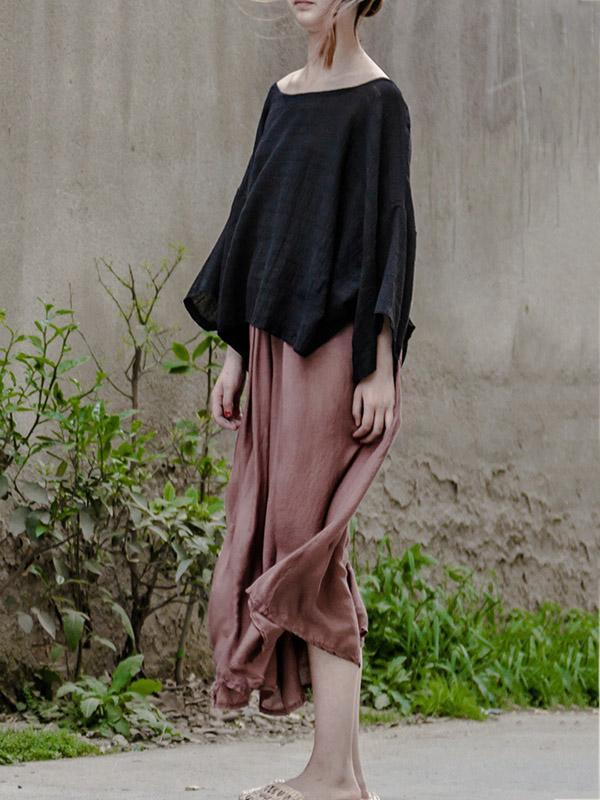 Loose Comfortable Mulberry Silk Pants