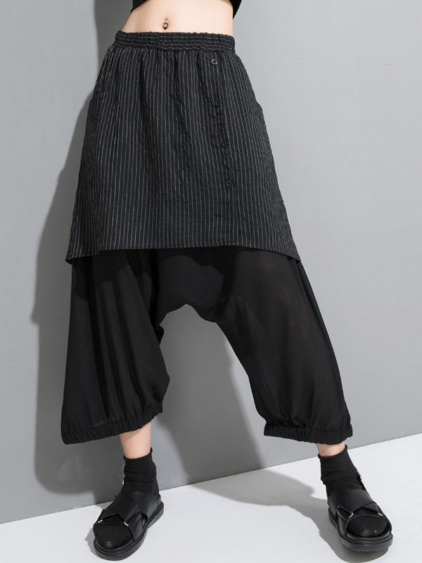 Fashion Designed False-two Pants