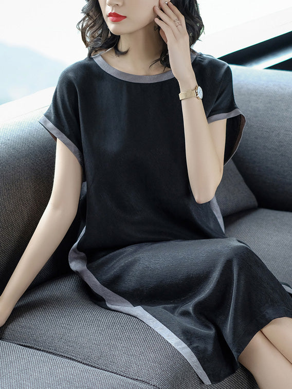 Casual Comfortable Cotton Long Dress