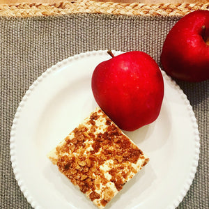 Apple Crisp Fudge