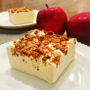 APPLE CRISP FUDGE (back in stock next season!)