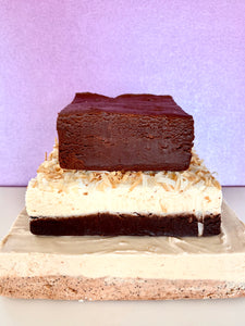 CAFE MOCHA FUDGE CAKE