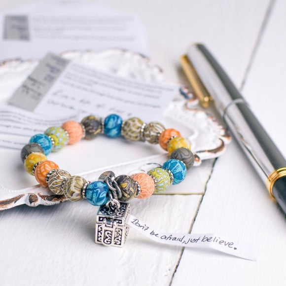 Multi Prayer Bracelet