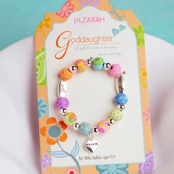 Goddaughter Girls Youth Bracelet