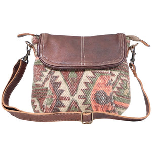 CRACK FLAP SMALL & CROSSBODY BAG - #1622