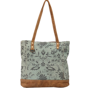 EFFLORESCENCE TOTE BAG - #1464