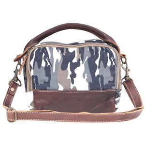CAVALRY SMALL & CROSSBODY BAG - #1602