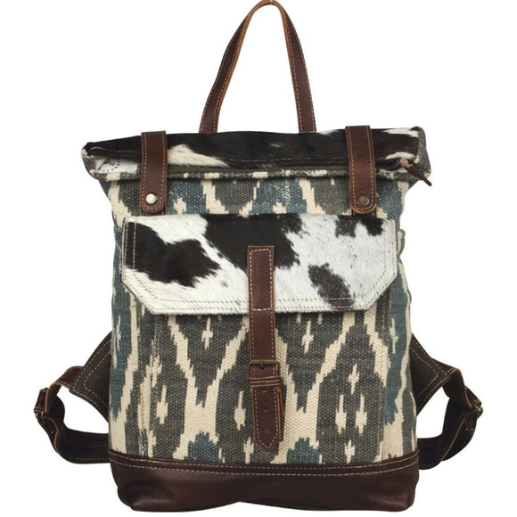 SCRAGGY SHAGGY BACKPACK BAG - #2069