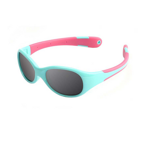 Kids Sports Style Polarized Sunglasses for Boys and Girls(2-5Y)