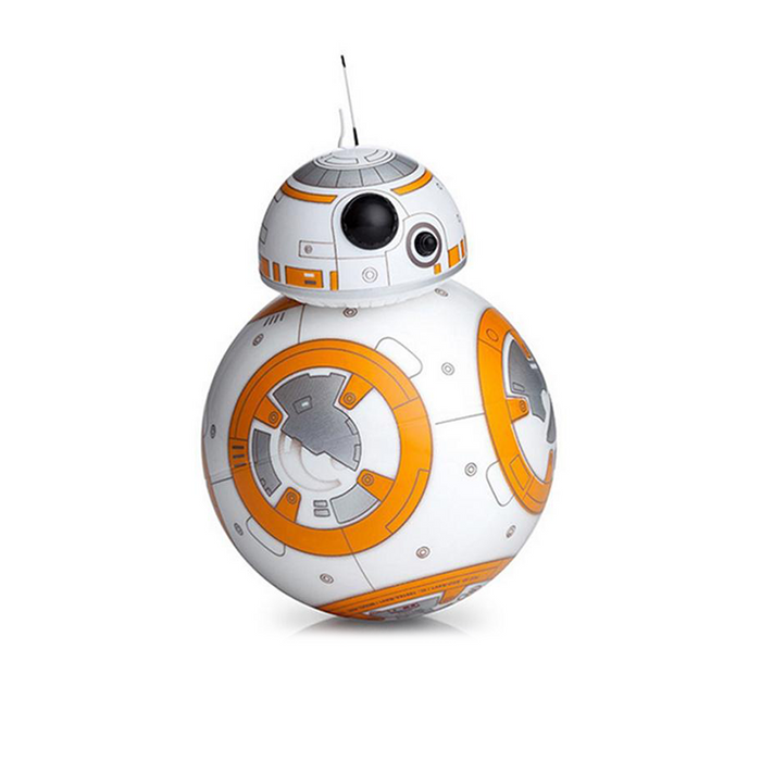 Upgrade Remote Control Star Wars RC 2.4G BB-8 Robot