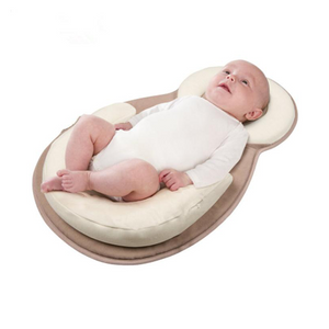 Baby Toddler Position Cushion Sleeping Anti Roll Pillow