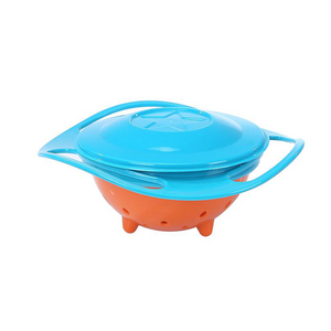 Universal Gyro Bowl anti-spill with lid