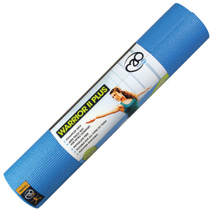 Fitness-Mad Warrior Yoga Matte