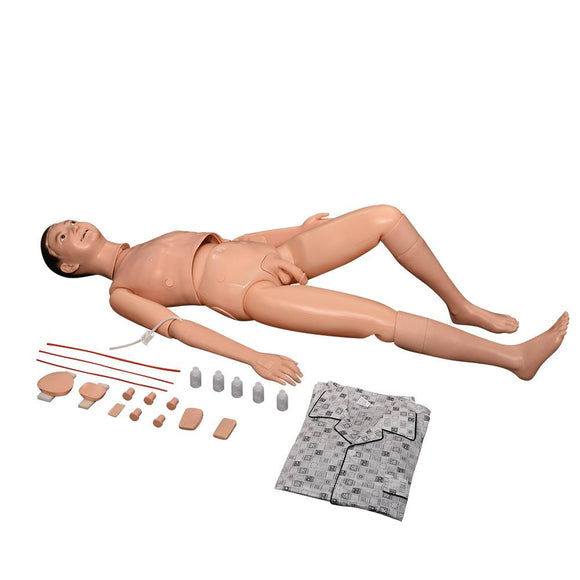 66fit Male Patient Care Manikin