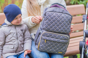 Selecting Your First Diaper Bag